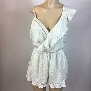 Intimately Free People Women's Romper White Size S